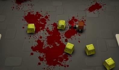 Chainsaw Slasher FLASH GAME