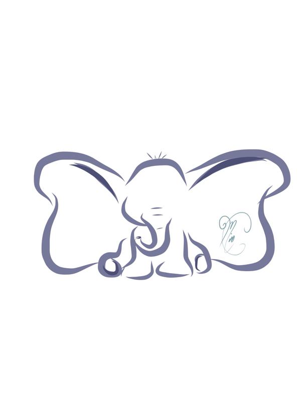 Varietats Disney Tattoo Line Art By Miss Coco