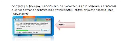 Organiza tu computadora realizando mantenimiento en la computadora por Ivonne Arroyo - www.dibujopinturaytecnologia.blogspot.com