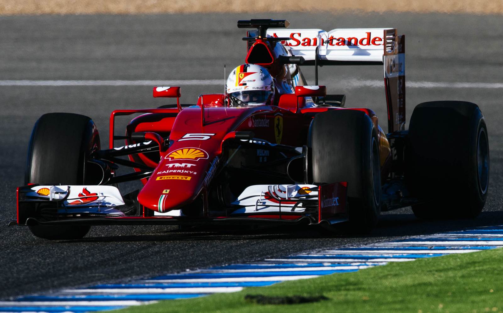Ferrrari F-1 2015 - Sebastian Vettel