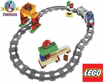 Childrens Toys and Games Thomas Lego Duplo 5554 train set load and carry building brick components