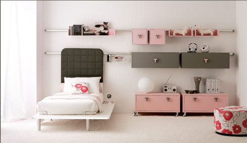 Kids-Bedrooms-Design-Ideas-With-Pink-Color-Creation