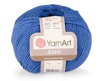Пряжа для вязания игрушек амигуруми. Пряжа YarnArt Jeans