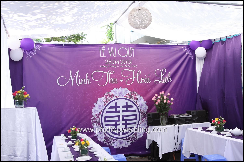 Dịch vụ cưới – Công việc của những người hết mực yêu thích