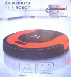 aspirador robot modelo especial Lidl