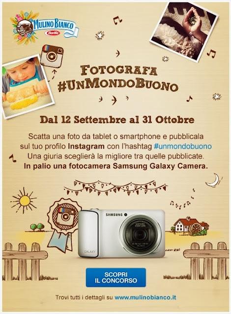 concorso - fotografa #unmondobuono - mulino bianco