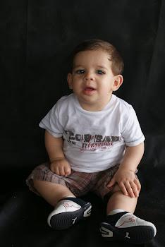 ♥ Lucas com 9 meses