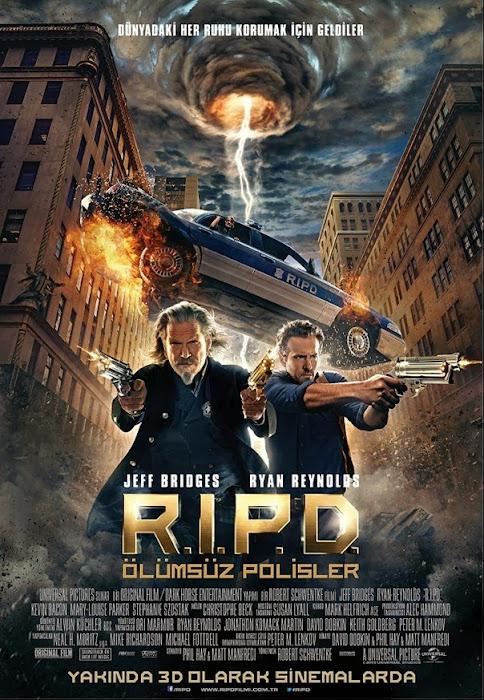 Ölümsüz Polisler - R.I.P.D. 2013 Türkçe Dublaj Film İndir