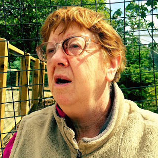 Mum, Margaret Dublin Zoo