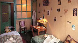 stanza di Anne Frank