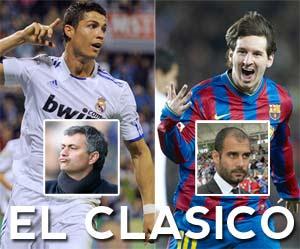 el clasico fc barcelona v real madrid 2010