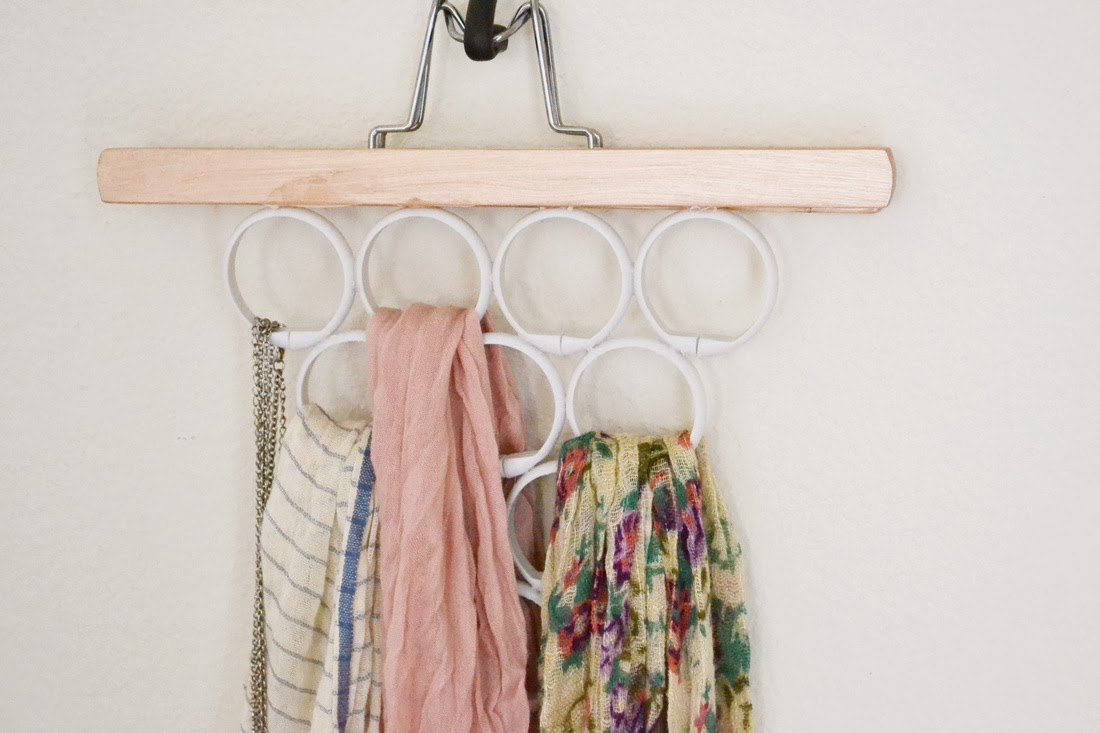 http://www.sparkandchemistry.com/2/post/2014/03/closet-diy-make-a-scarf-and-accessory-hanger.html
