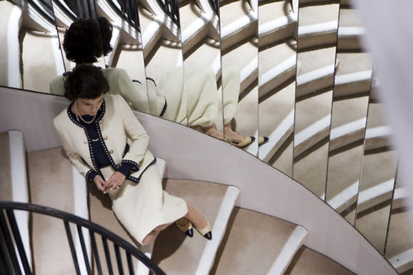 chanel upstairs