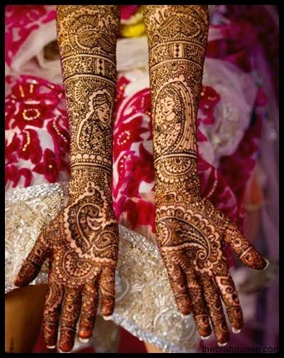 Rajasthani Bridal Mehndi Designs Pictures : Bridal mehndi designs rajasthani
