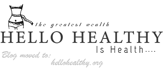 HelloHealthyBlog!!