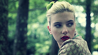 Scarlett Johansson Naturel Look Beautiful Photography HD Wallpaper