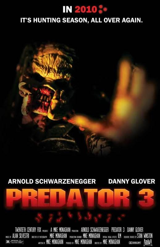 Predator 3 มหากาฬพรีเดเตอร์ ภาค 3