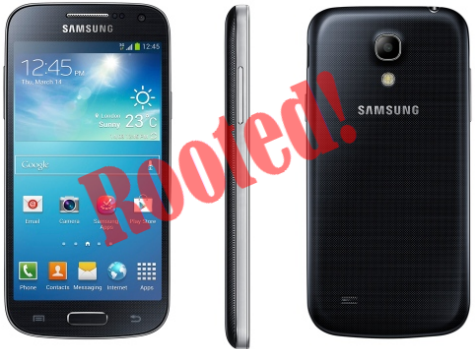 Root Samsung Galaxy S4 Mini LTE GT-I9195