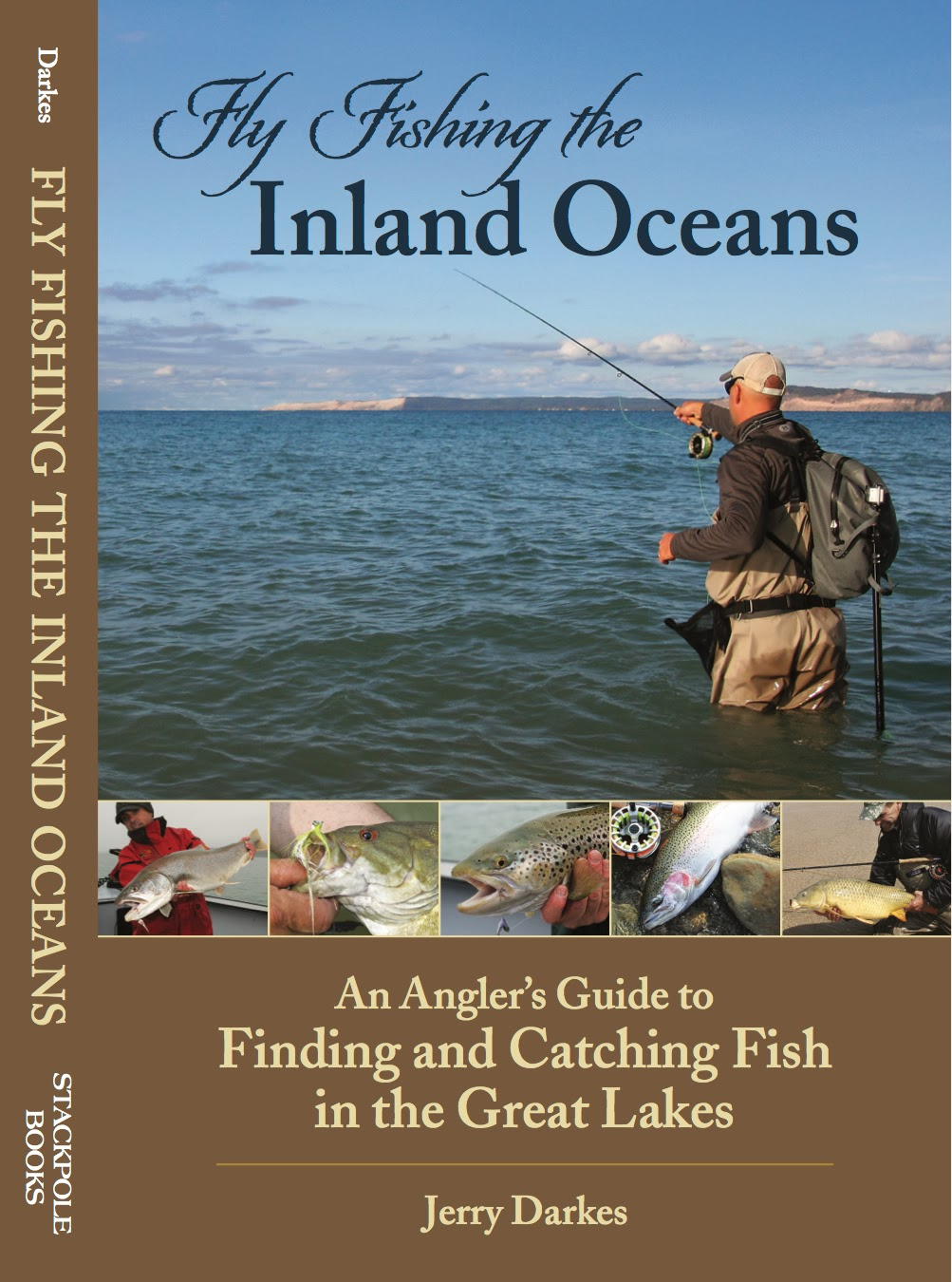 Acs the fishdog book signing promotions programs for Chicago fly fishing outfitters