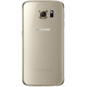 Samsung Galaxy S6 (rear)