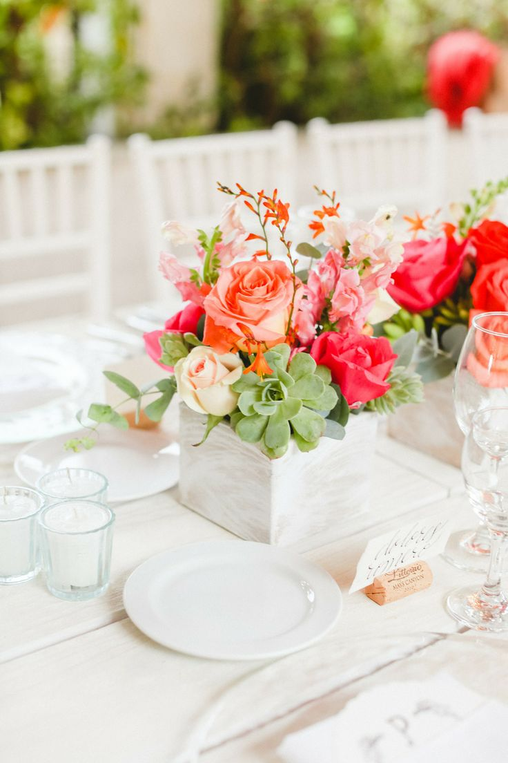 Pretty summer wedding centerpiece ideas stuff