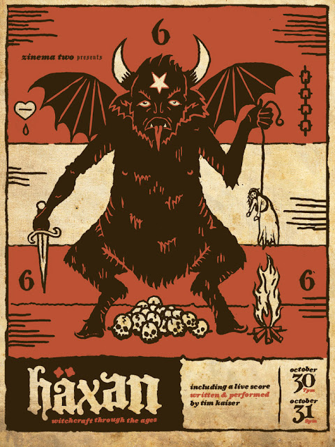 Häxan: la brujería