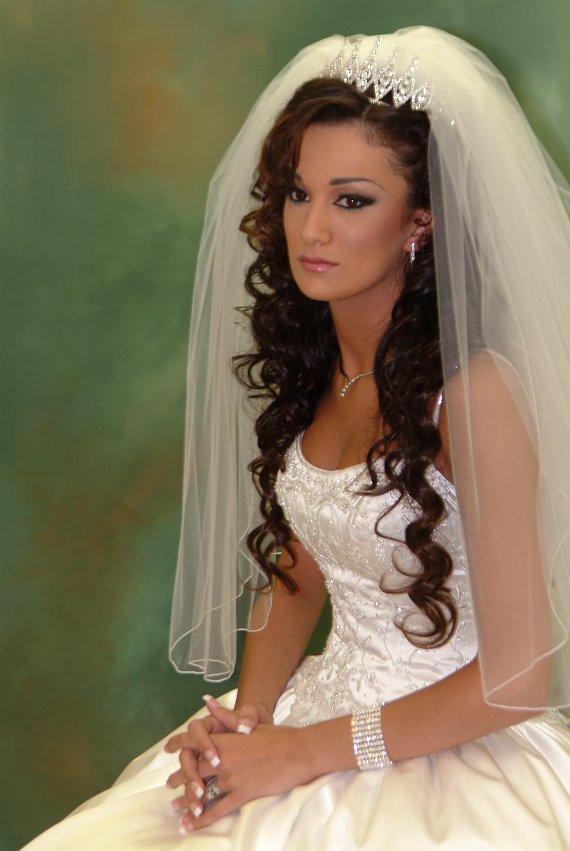 las mejores ideas de peinados para novias de pelo negro with peinados para novias