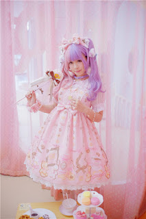 sweet lolita fashion mintyfrills kawaii