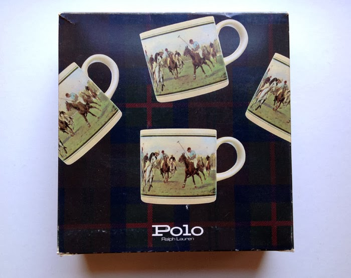Polo Ralph Lauren mugs