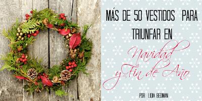 Los mejores vestidos de fiesta para Navidad y Fin de Año 2012-2013