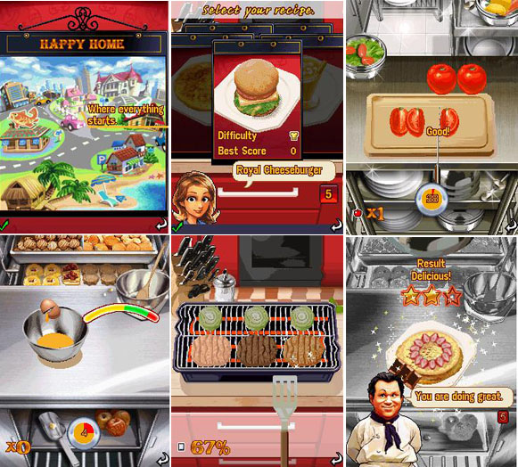 Java Game Pocket, Chef for Nokia 320x240 enjoy here>>> (Download)