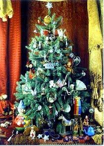 THE FIR TREE / CHRISTMAS CARDS