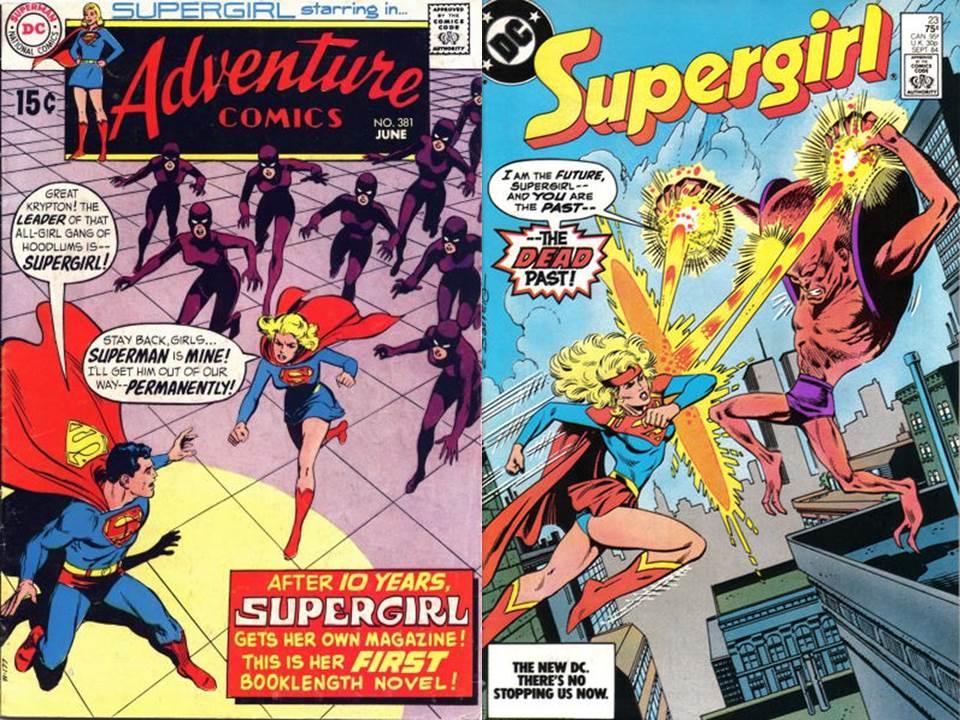 Supergirl #31 Cover A Yanick Paquette 6//12//19 NM