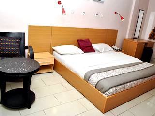 Dannic Hotel, Port Harcourt Victorian rooms