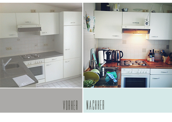 mintlametta kleine k chenkunde. Black Bedroom Furniture Sets. Home Design Ideas