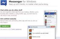 Facebook Messenger su Windows