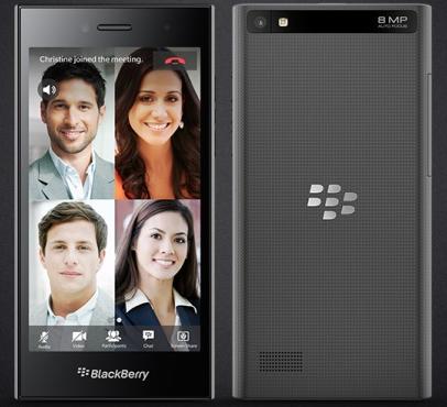 Harga Blackberry Leap terbaru 2015