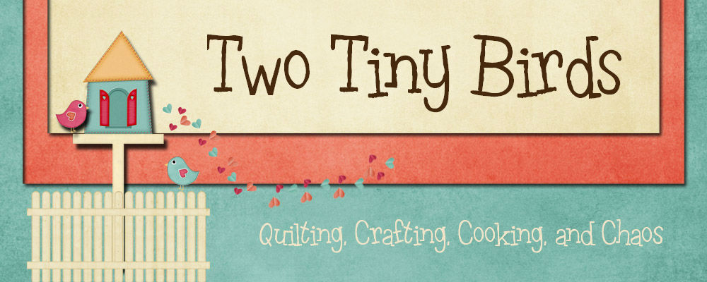 Two Tiny Birds