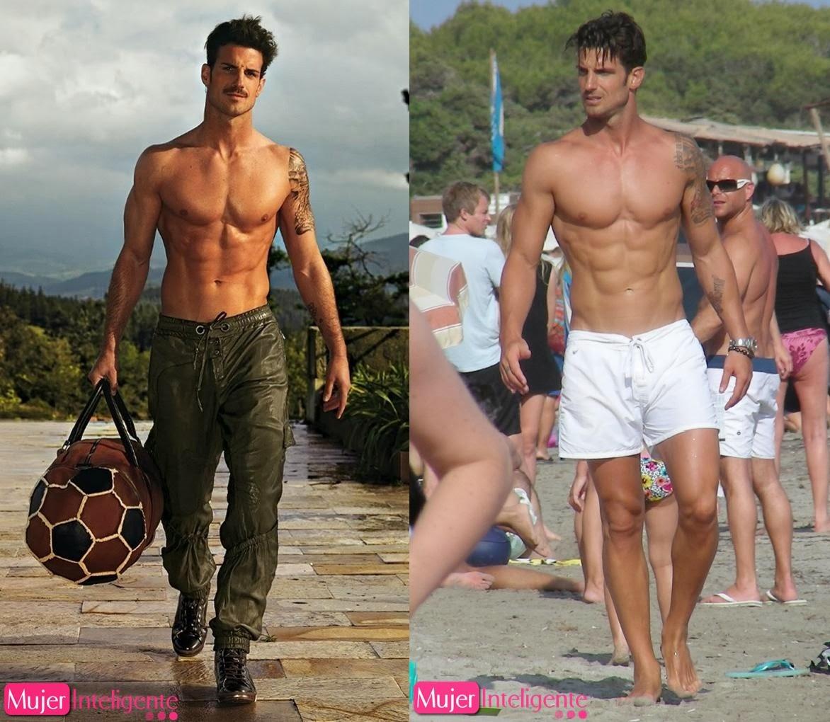 Los 5 futbolistas m s sexys del mundo detodoland - Fotografia desnudo masculino ...