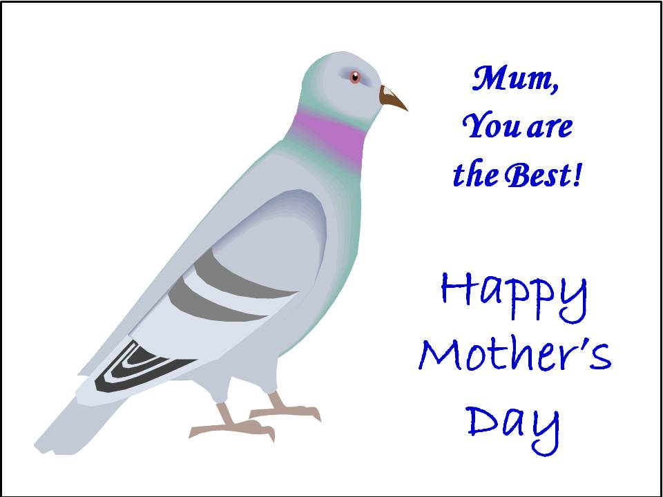 happy mothers day cards for kids. mothers day cards for children