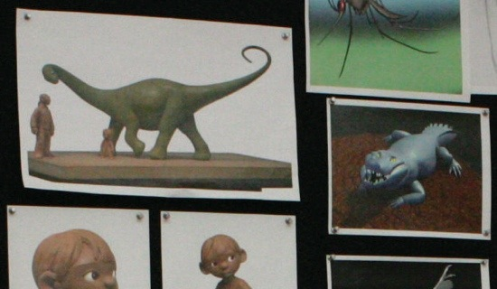 "Concept art ""The Good Dinosaur"" 2014 animatedfilmreviews.blogspot.com"