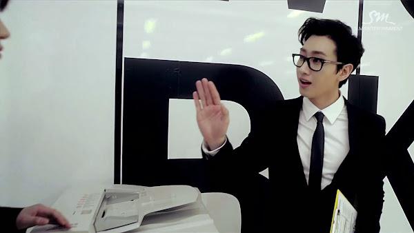 Super Junior-M Eunhyuk Swing