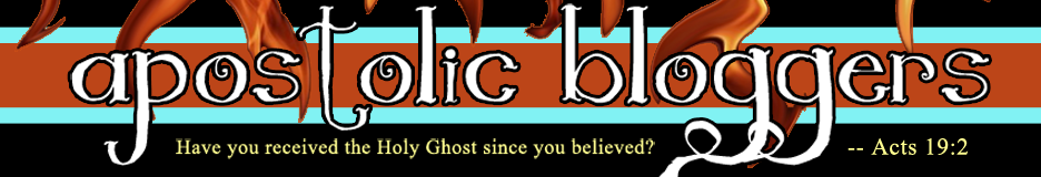 Apostolic Blogs