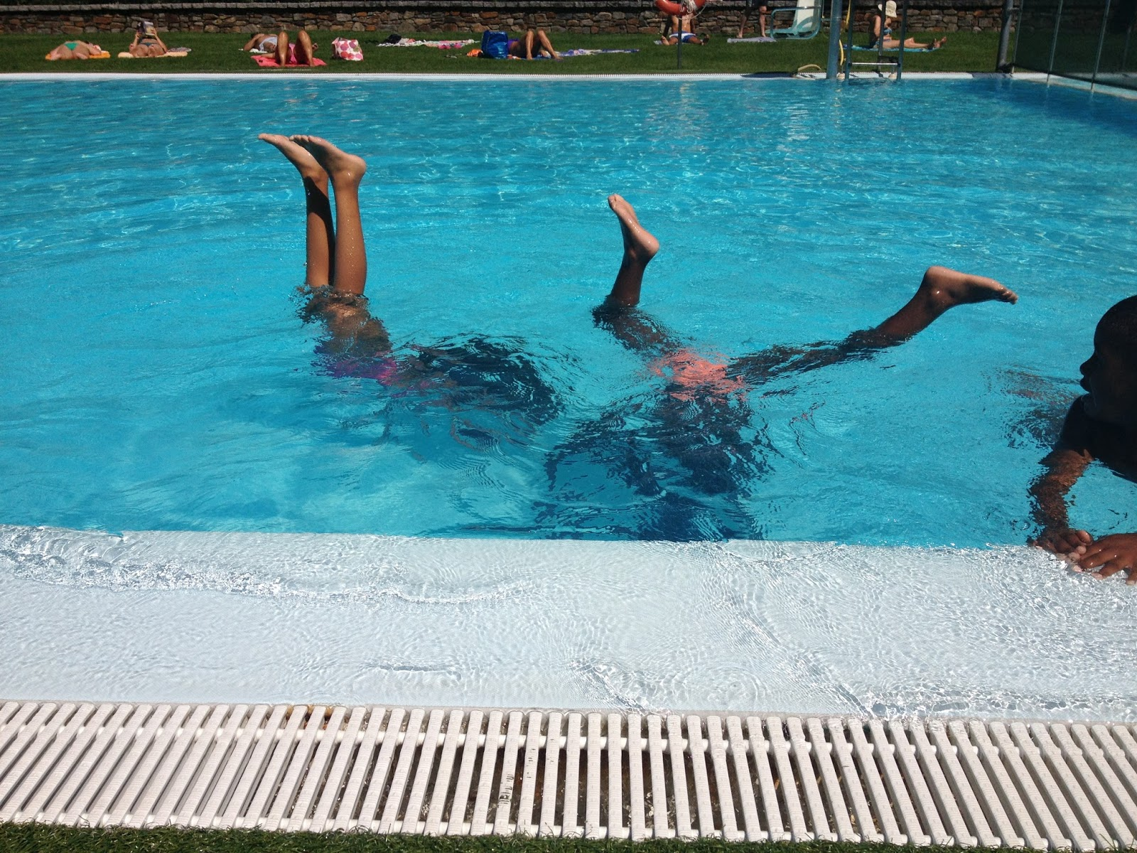 Andorre 2013 piscine for Piscine andorre caldea