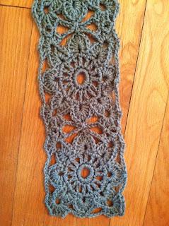 Crochet Pattern For Scarf - Free Pattern Cross Stitch