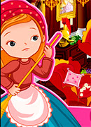 Золушка Уборка в доме - Онлайн игра для девочек