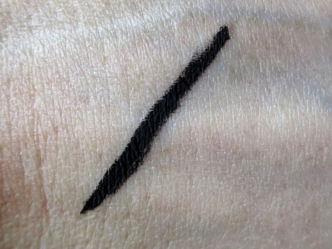 Julep Ink gel eyeliner swatch, review, @girlythingsby_e