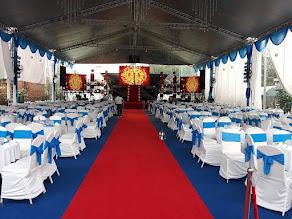 Rạp sự kiện tiệc cưới 65 bàn Q.12
