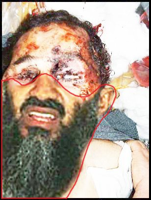 osama bin laden dead photo is. osama bin laden died