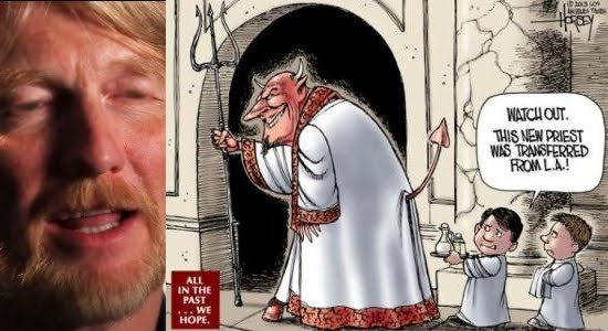 David Horsey's L.A. Times Cartoon Revives Ugly Anti-Catholicism